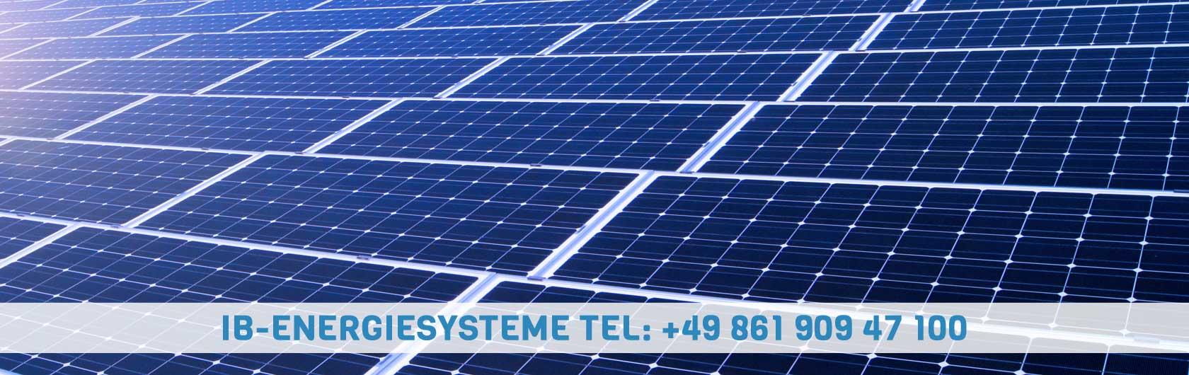 Photovoltaikanlagen inkl. Energiespeicher